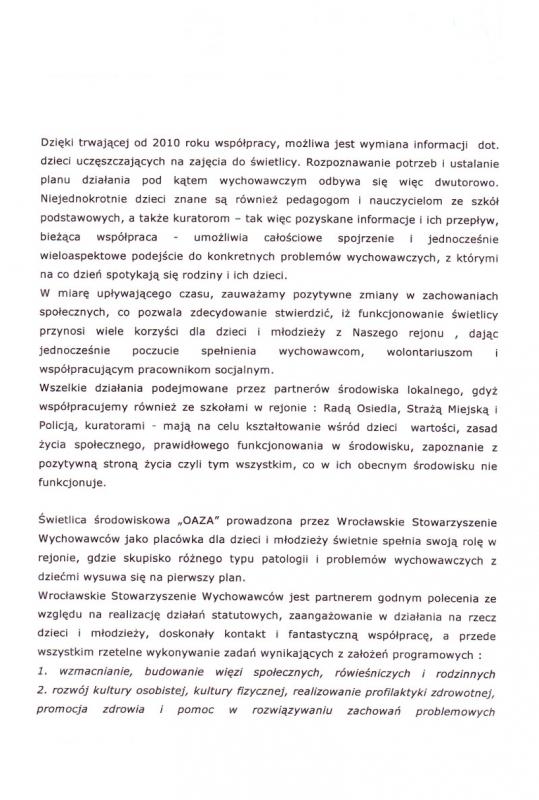 Miejski Ośrodek Pomocy Społecznej - rok 2013 - strona 2